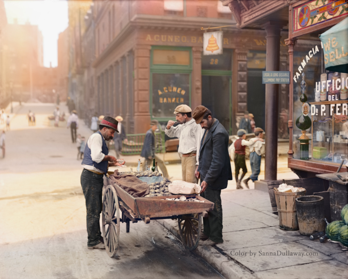 an overview of the life in 1900s in canada Dead men walking: under 19th-century conditions, millions of canadians would already be dead in the year 1900, the average canadian life expectancy was just 50 years old.