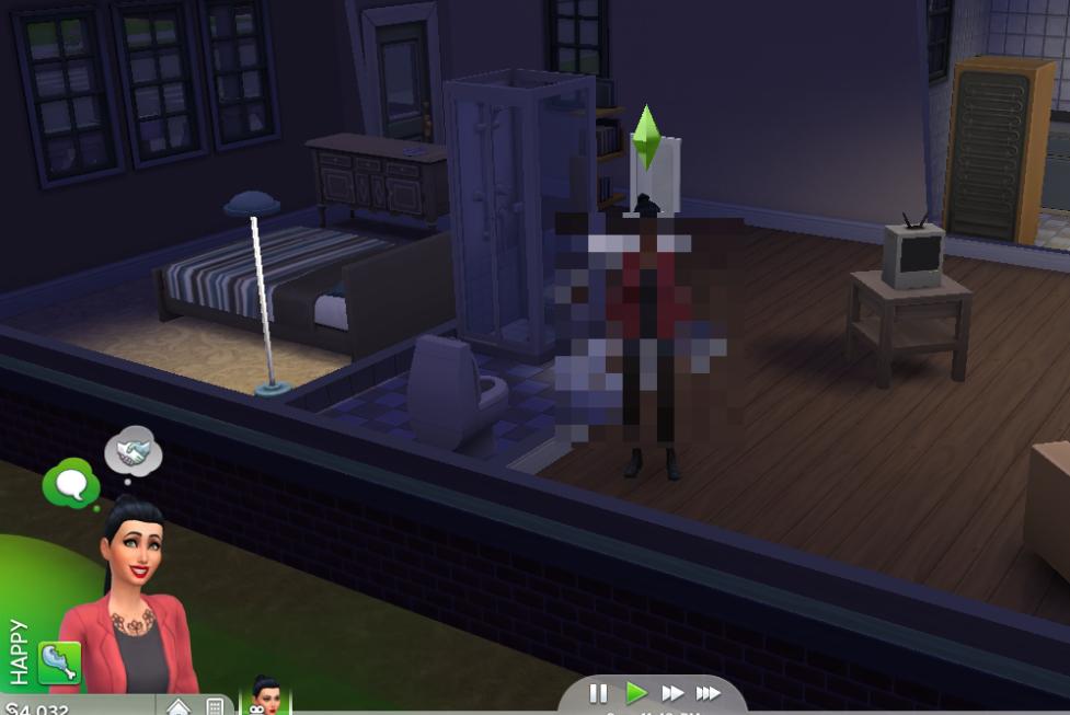 Пиратскую версию sims 4