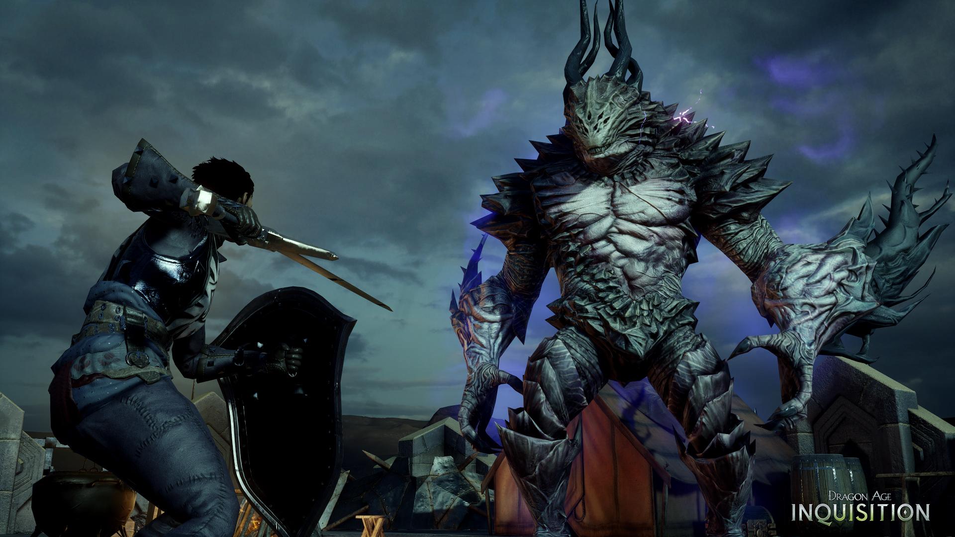 высокие текстуры dragon age: