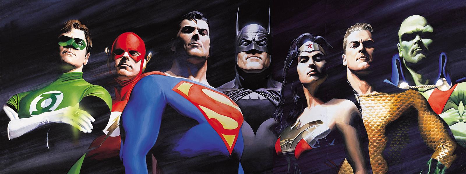 фильмы Flash Wonder Woman Aquaman и Suicide Squad выйдут