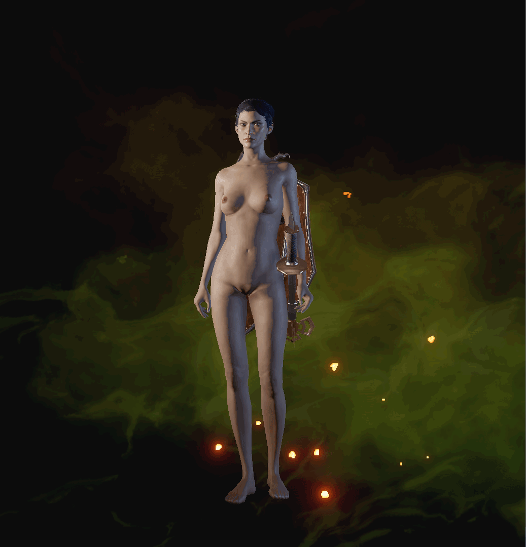 Da 2 nude mods hentay photos