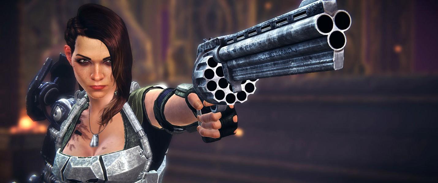 Новый трейлер Bombshell от 3D Realms