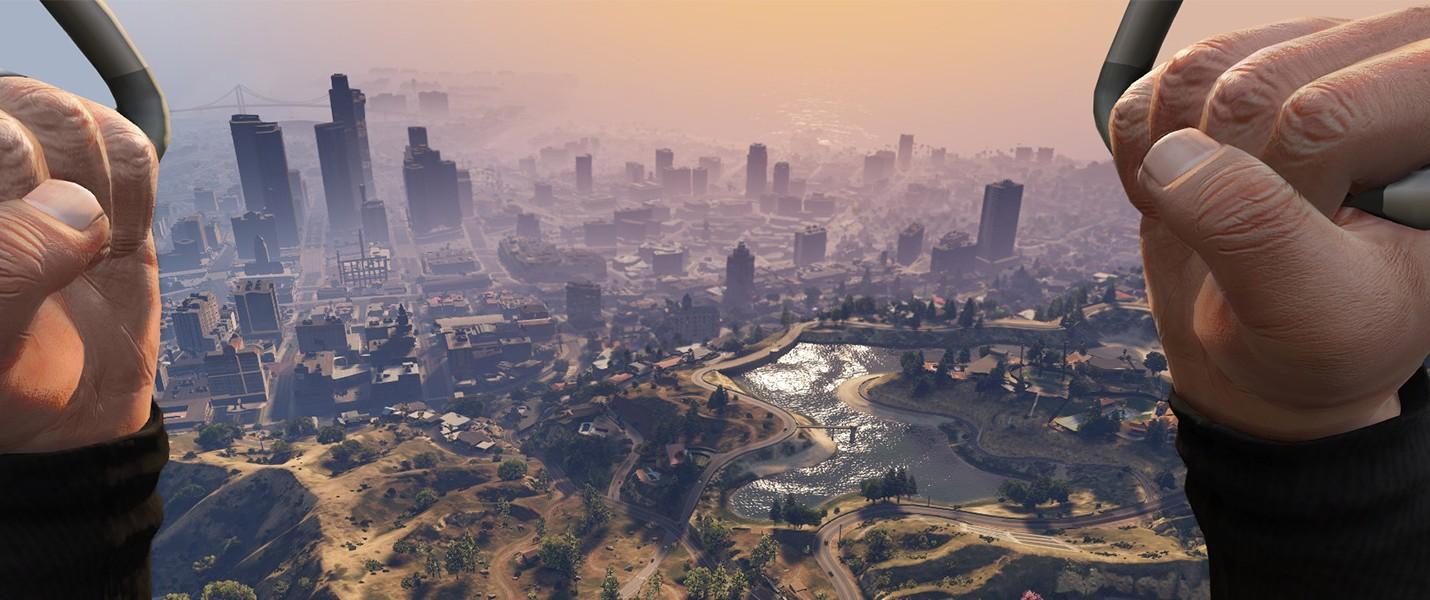 GTA 5 на PC – Все что вам нужно знать / Мир