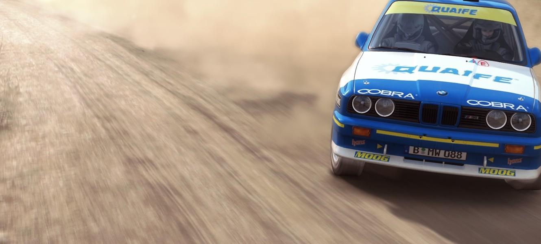 Анонс DiRT Rally эксклюзивно для PC, ранний доступ уже сегодня