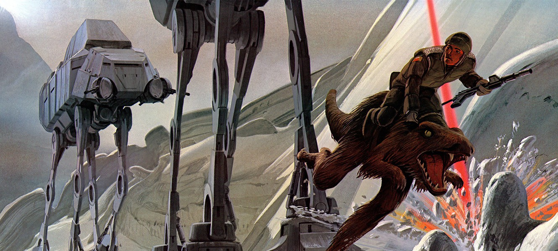 Мод Star Wars для ArmA 3 демонстрирует AT-AT