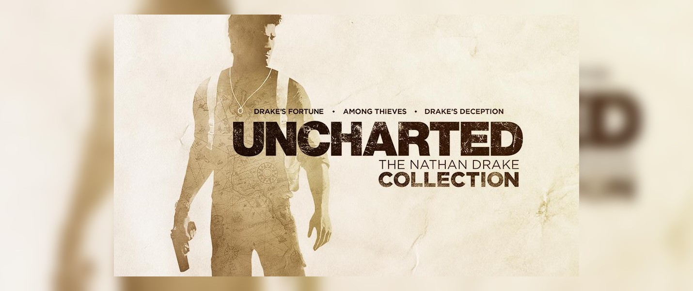 Uncharted: The Nathan Drake Collection выйдет 9 октября на PS4