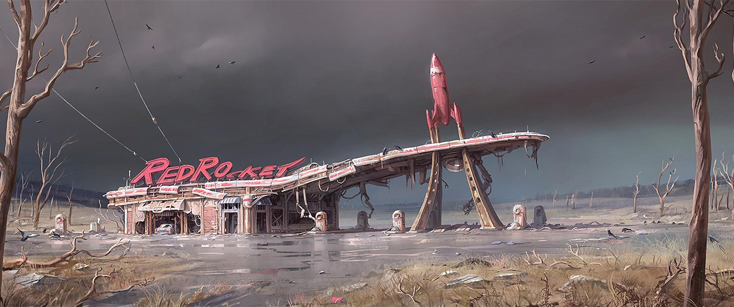 E3 2015: Все, что вам нужно знать о Fallout 4