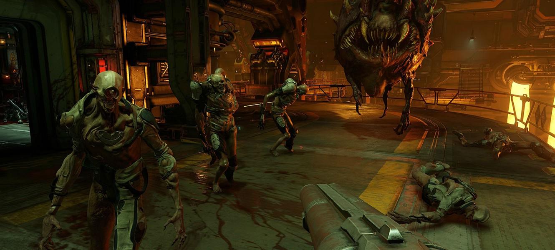 E3 2015: 8 минут геймплея Doom
