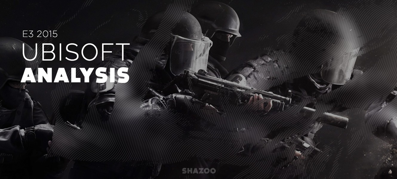 Анализ пресс-конференции Ubisoft E3 2015