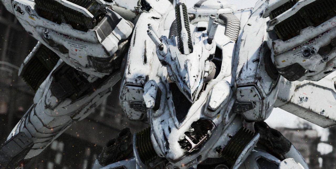 Следующей игрой From Software должен быть Armored Core