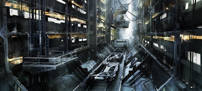 Детали из демо Deus Ex: Mankind Divided