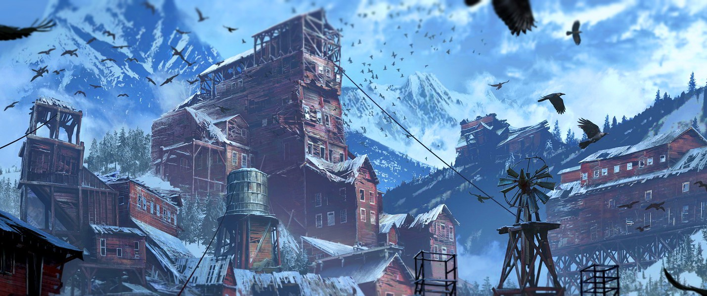 14 минут геймплея Rise of the Tomb Raider – Сибирь