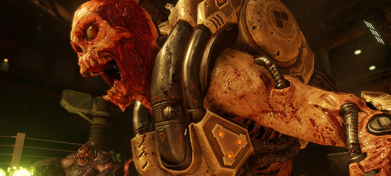 Разработчики Doom нацелены на 1080р60 на всех платформах