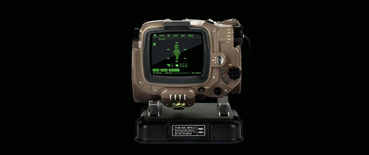 Pip-Boy 3000 Mark IV | Fallout Wiki | Fandom | 600x1430