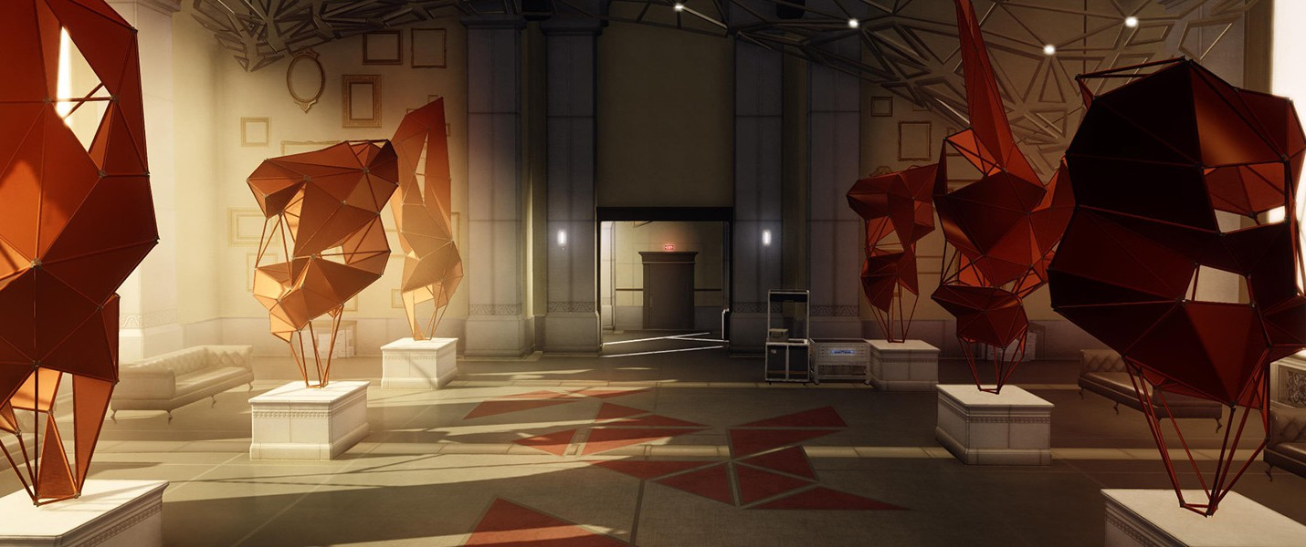 Разработчики Deus Ex: Human Revolution играют в свою игру