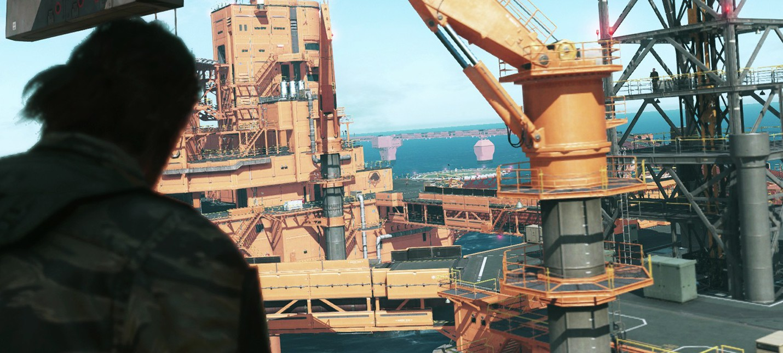 20 минут геймплея Metal Gear Solid 5: The Phantom Pain с PAX Prime 2015
