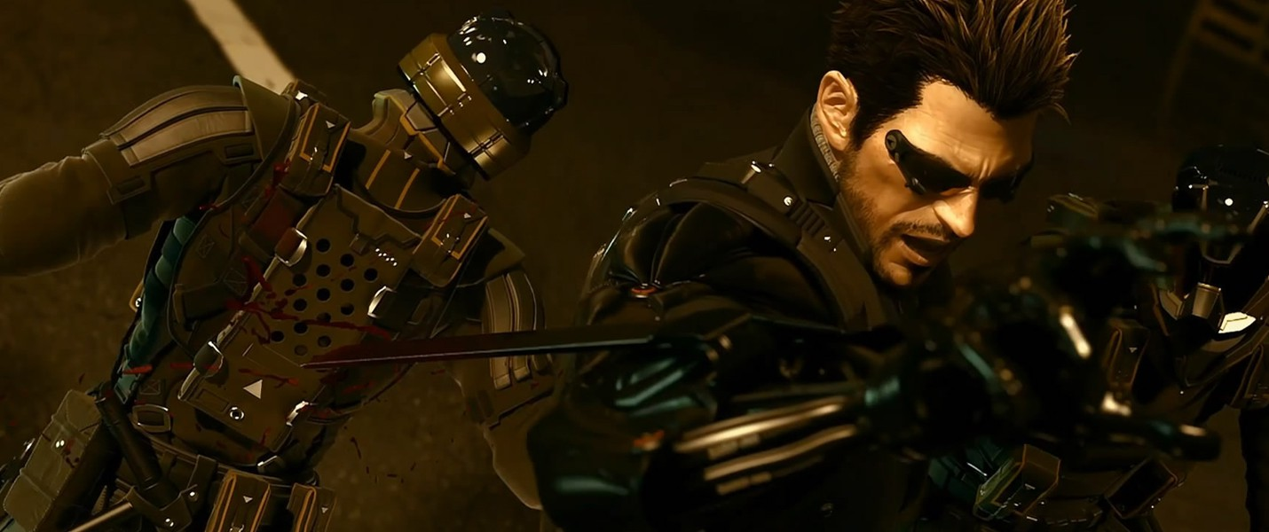 Deus Ex: Human Revolution появится на Xbox One благодаря обратной совместимости