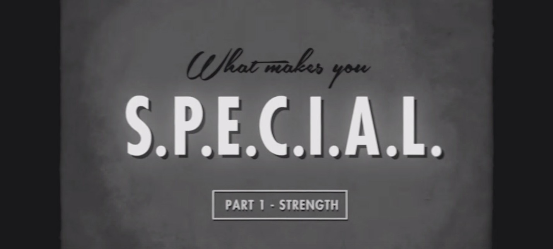 Видео-руководство Fallout 4: S.P.E.C.I.A.L. – Сила