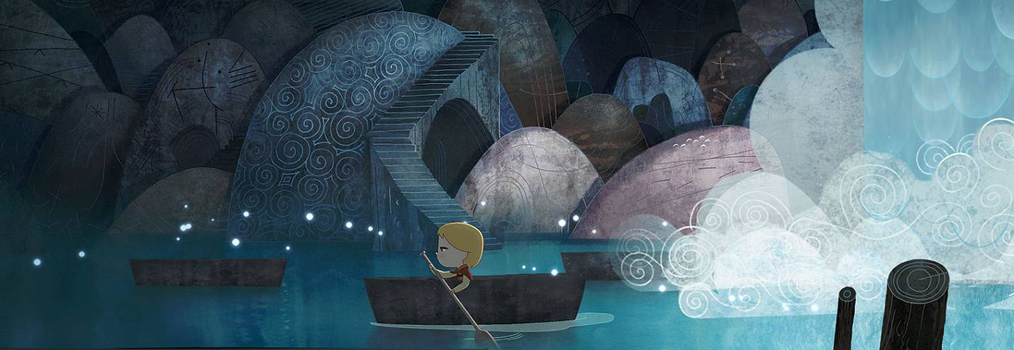 ShaToon: Song of the Sea