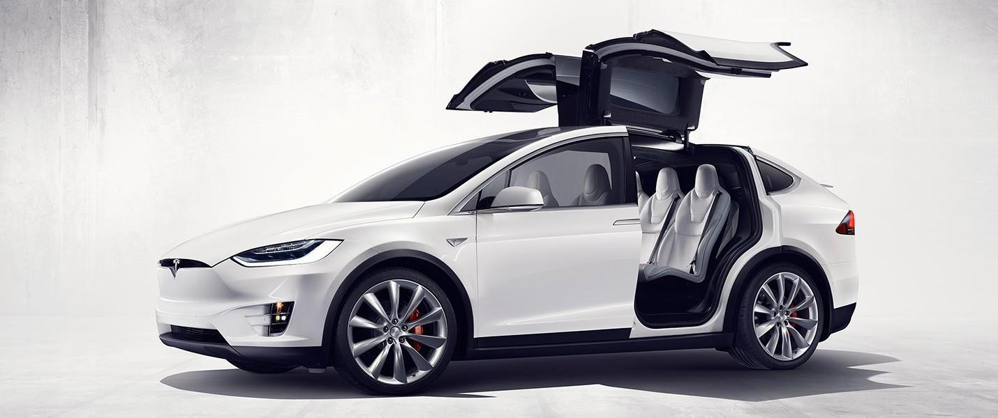 Кроссовер Tesla Model X оснащен защитой от биологических атак