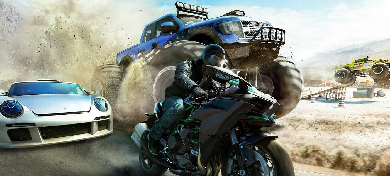 Новый трейлер The Crew: Wild Run, бета на PC скоро