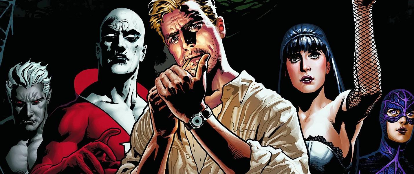 Съемки фильма Justice League Dark могут начаться в 2016 году