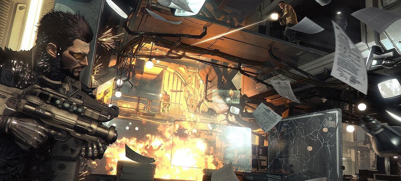 Новые детали Deus Ex: Mankind Divided — архитектура, мода, искусство и будущие локации