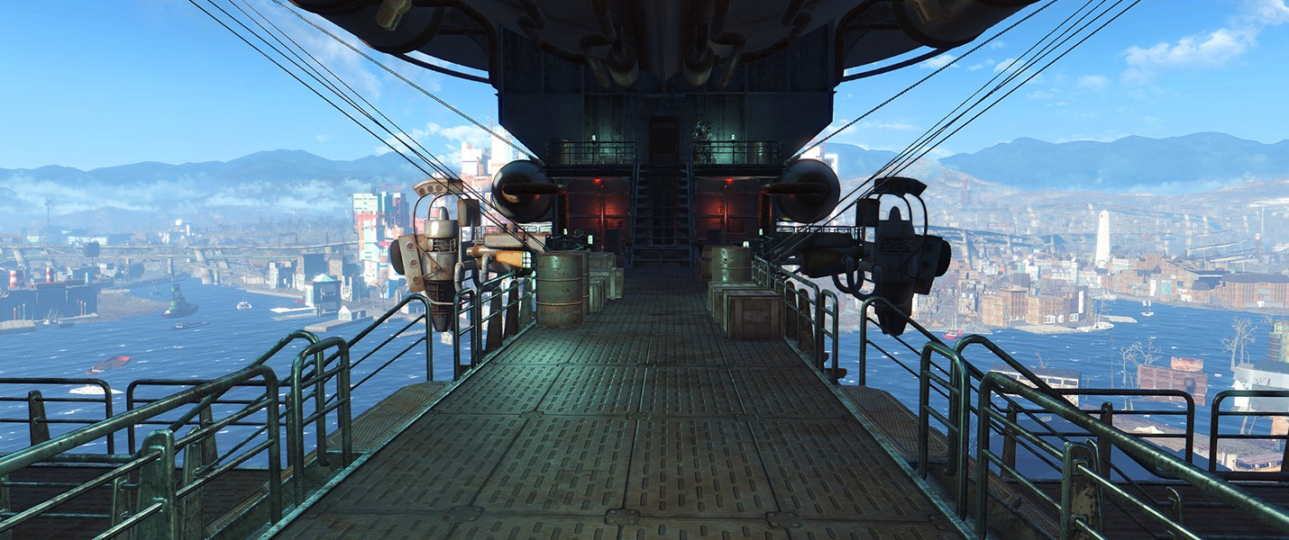 Гайд: Как начать играть в Fallout 4 на PC раньше других
