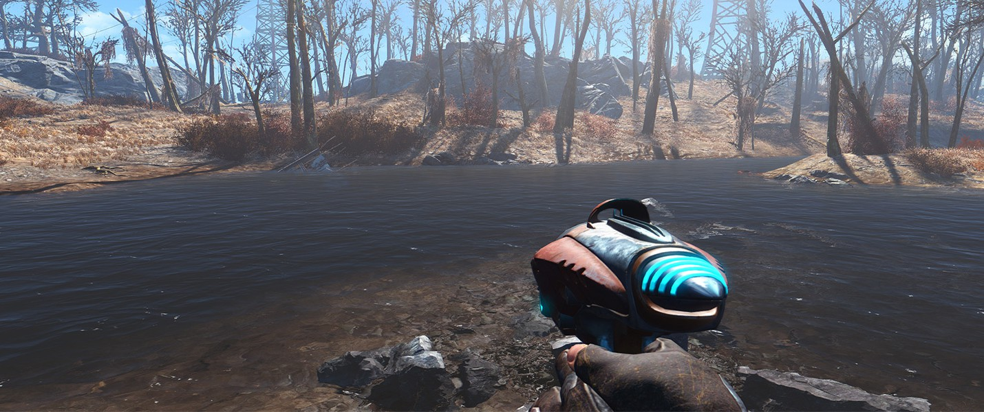 Гайд Fallout 4: где найти Силовую Броню и другой лут в начале игры
