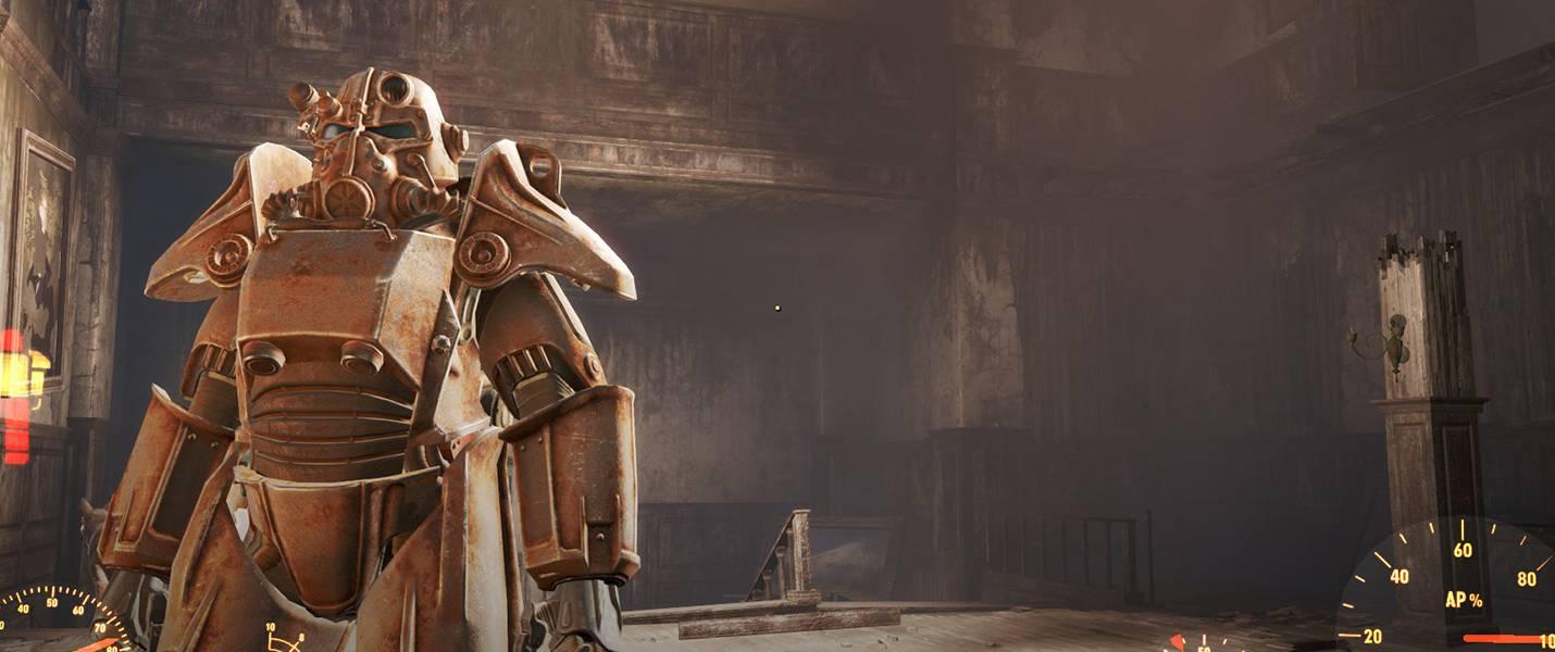Гайд Fallout 4 — Силовая броня: использование, ремонт и модификация