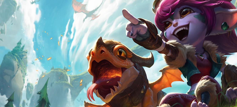 Новый легендарный образ League of Legends — один из лучших в игре