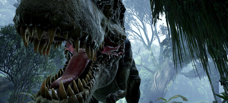Техно-демо Crytek: Back to Dinosaur Island доступно в Steam