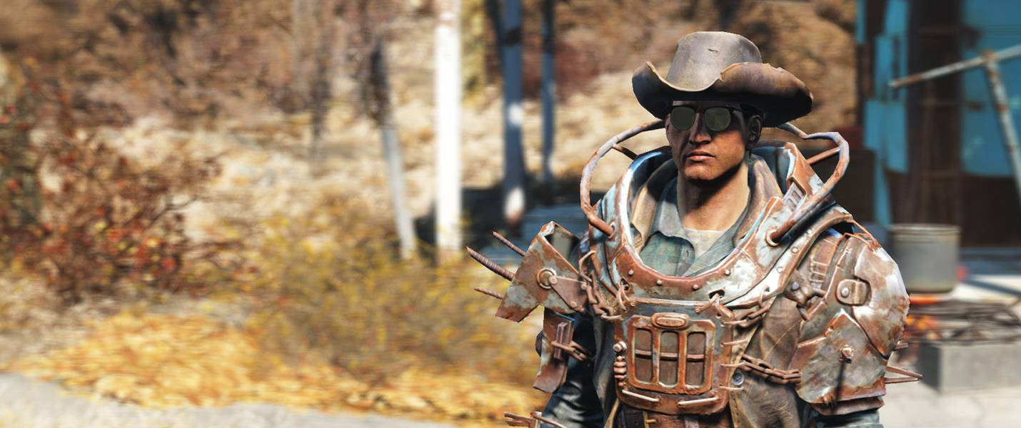 Интерактивная карта Fallout 4 со всеми локациями на русском языке