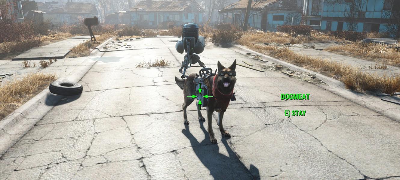Гайд Fallout 4: Где найти броню для Псины