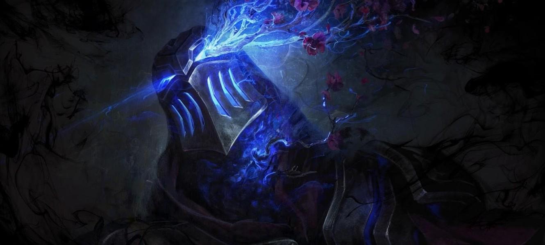 Первый тизер нового чемпиона League of Legends?
