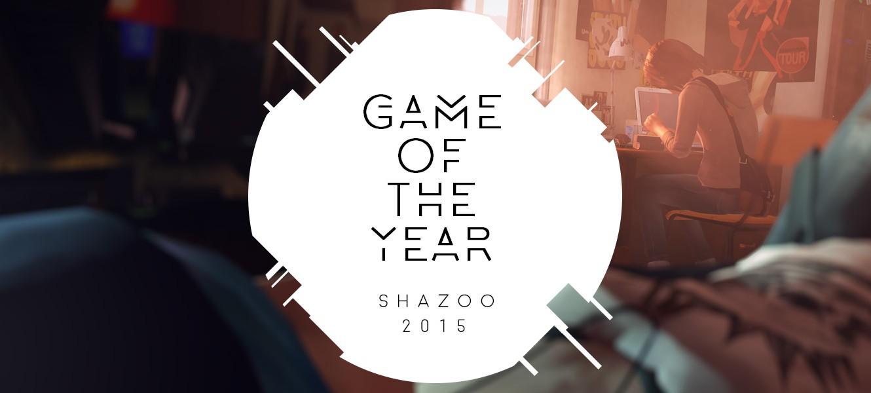 Shazoo. Итоги 2015 года — Игра года