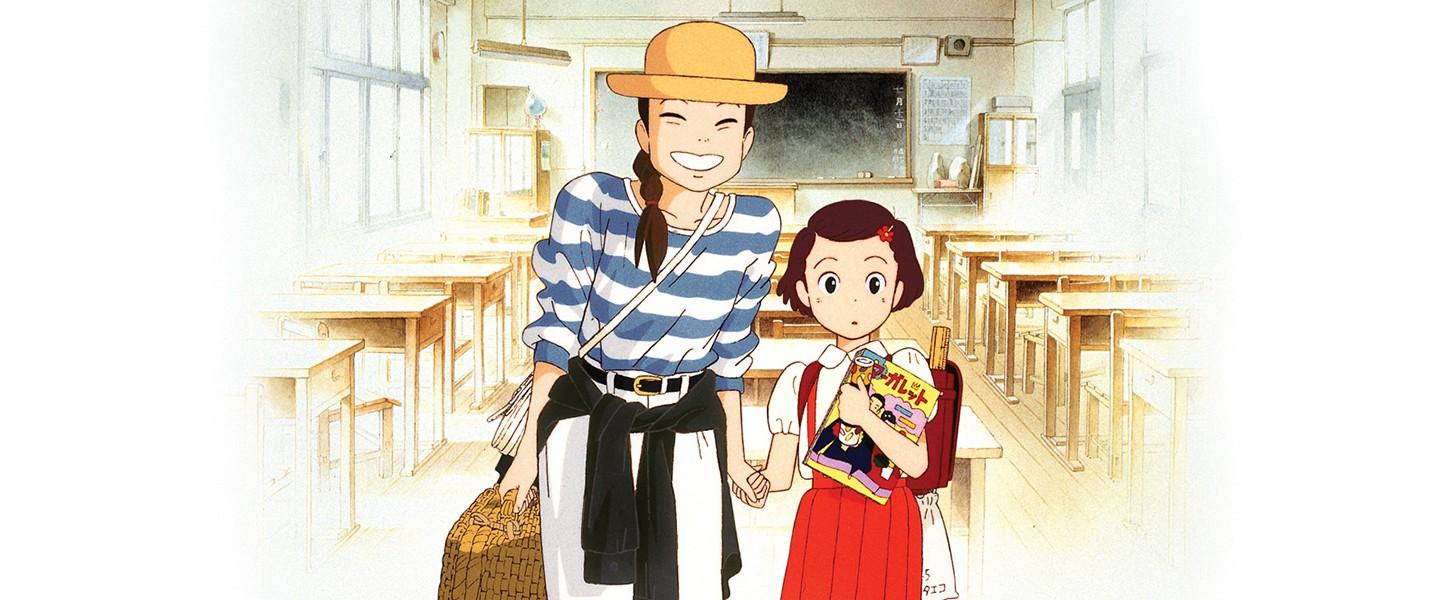 Дейзи Ридли озвучила персонажа в аниме Studio Ghibli