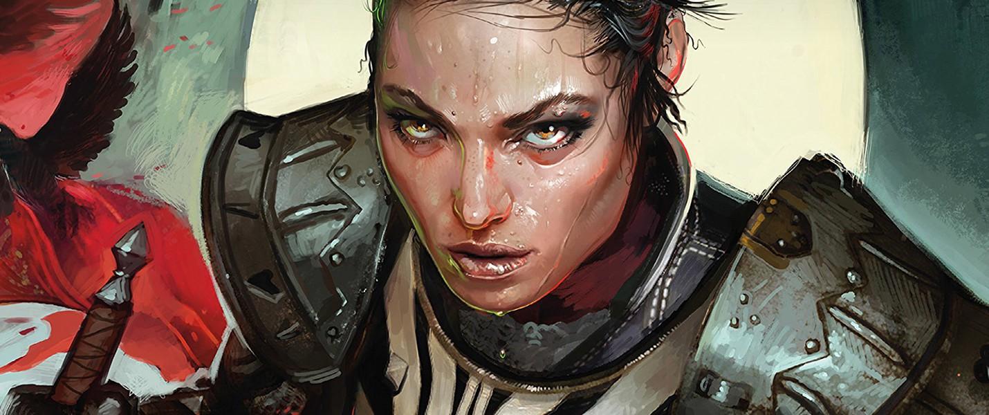 Сценарист Dragon Age Дэвид Гэйдер ушел из BioWare