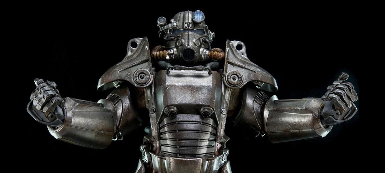 $400 за 35-сантиметровую фигурку Силовой брони из Fallout 4