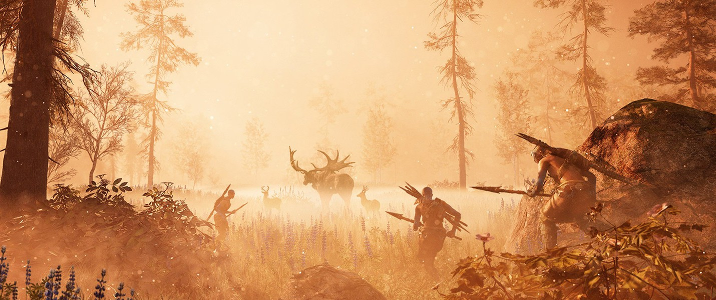 Первые 50 минут Far Cry Primal