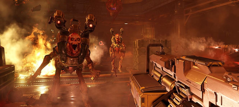 Doom выходит в мае