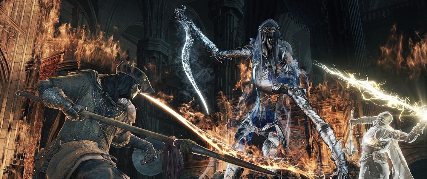 Новый геймплейный ролик Dark Souls III