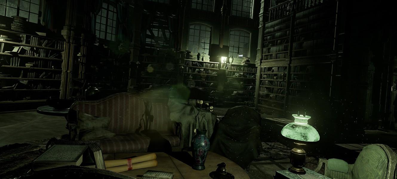RPG Call of Cthulhu выйдет в 2017 — первые скриншоты