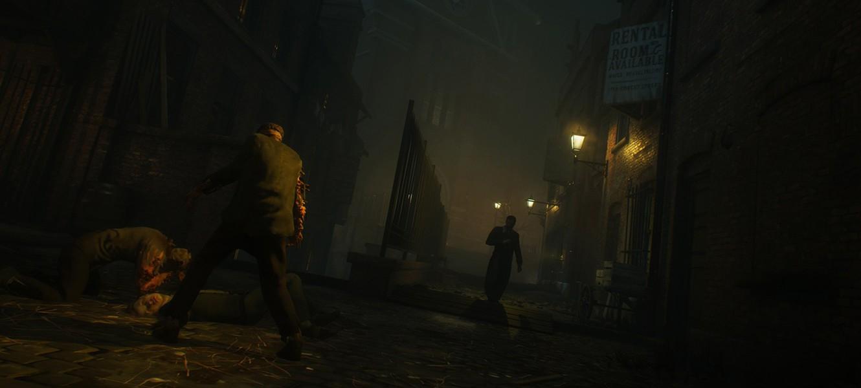 Первые скриншоты Vampyr от разработчиков Life is Strange