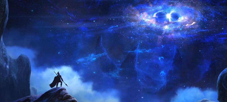 Глаз дракона в тизере нового чемпиона League of Legends