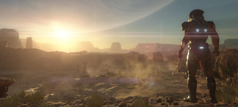 Mass Effect Andromeda выйдет в первом квартале 2017