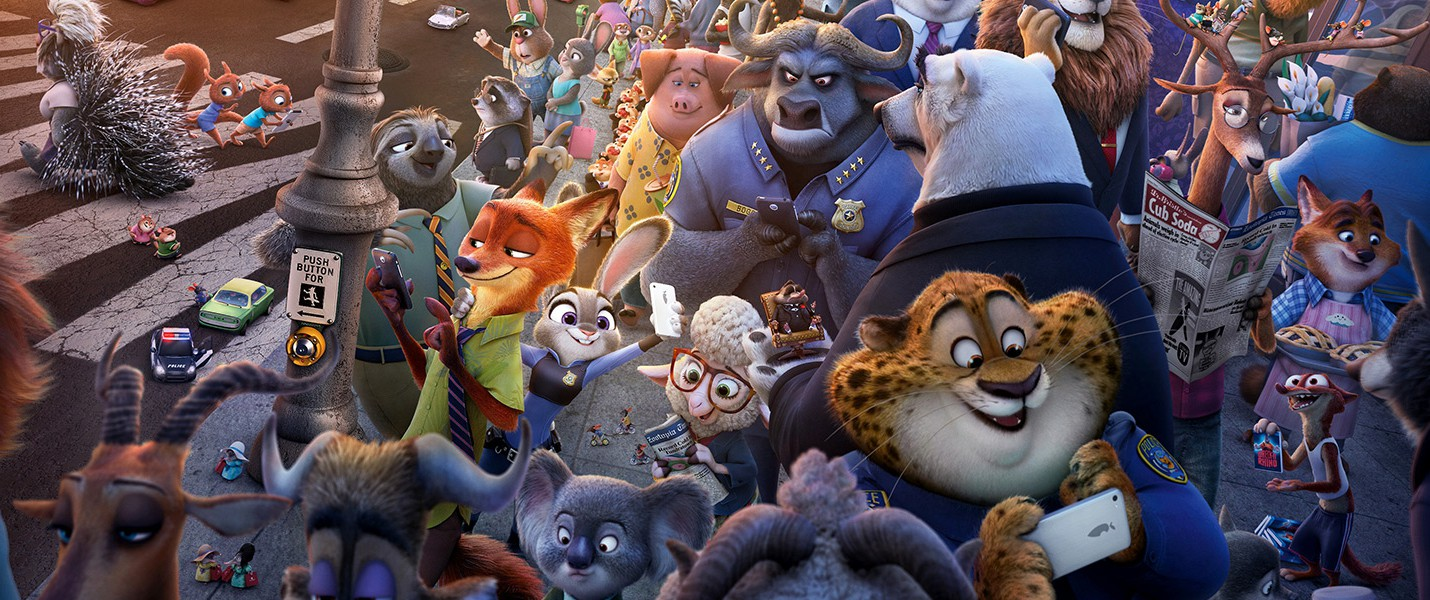 Zootopia обошла Frozen — новый рекорд Disney