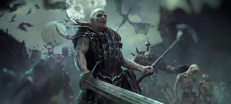 22 минуты геймплея Total War: Warhammer — осада Альтдорфа