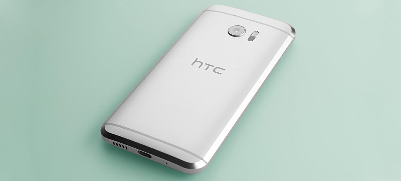 HTC 10 официально представлен