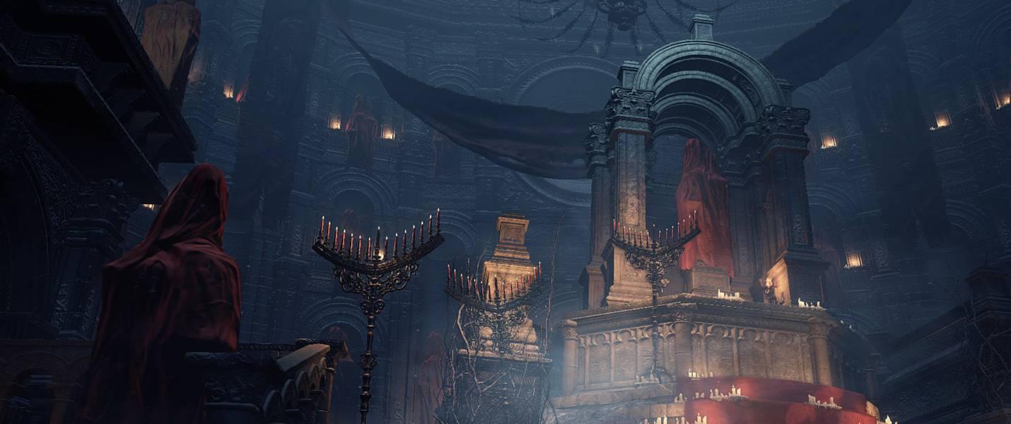 Гайд Dark Souls 3: какие вещи можно получить в вороньем гнезде